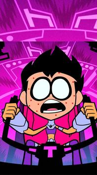 Titans Go Hero Run screenshot 3