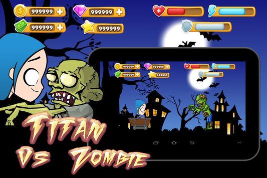 Titan vs. Zombie 💪 screenshot 1