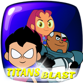 Titans Go Bike icon