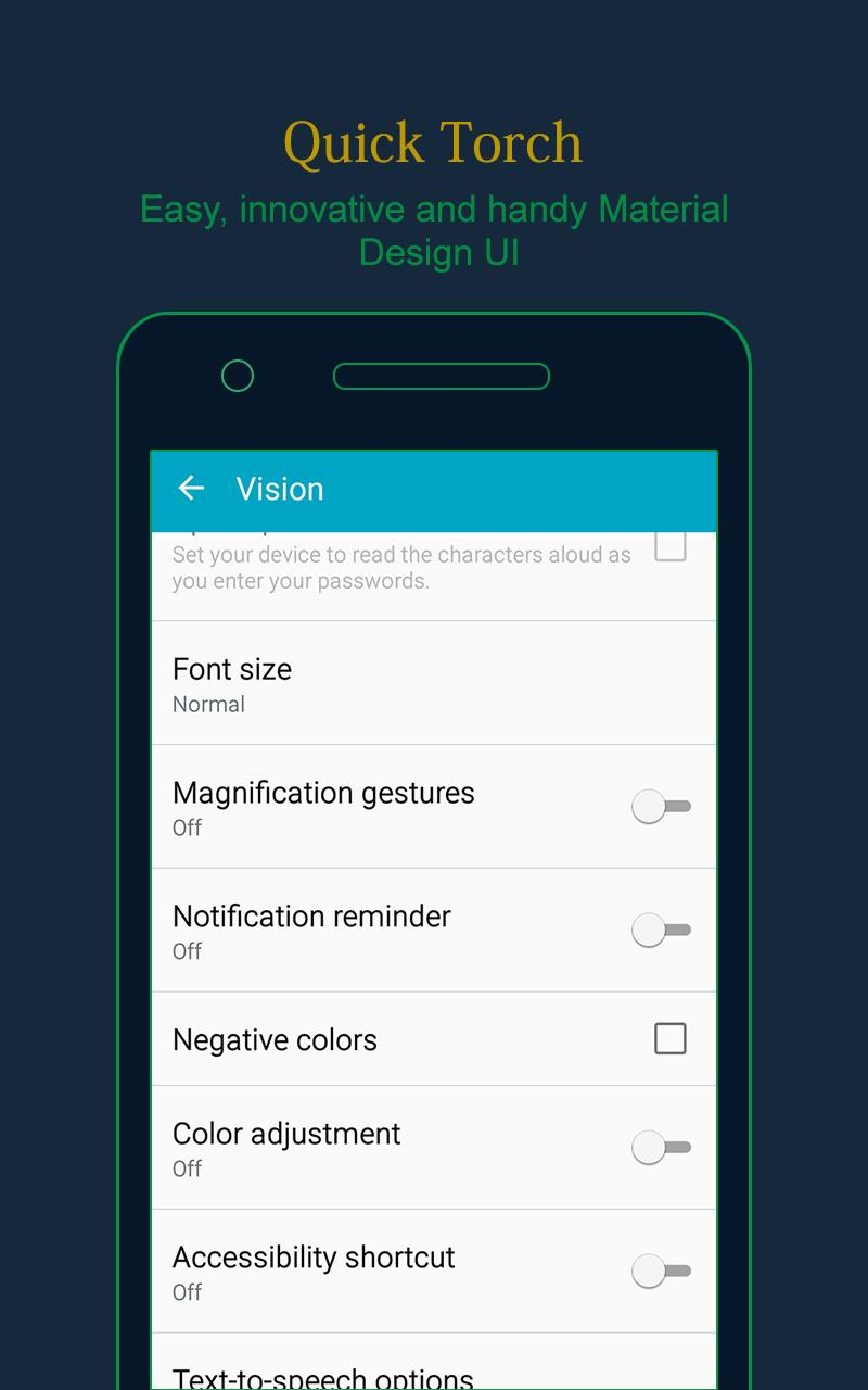 Quick Torch for Android - APK Download