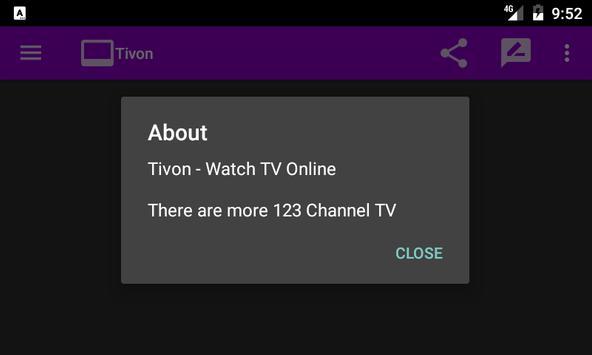 Tivon screenshot 3