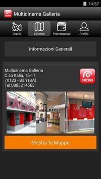 Multicinema Galleria screenshot 4
