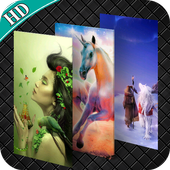 HD Fantasy Wallpapers and Backgrounds icon