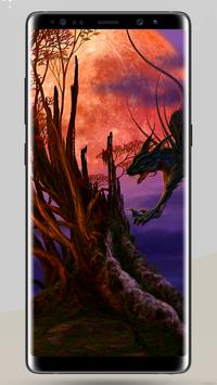 HD Fantasy Wallpapers and Backgrounds apk screenshot
