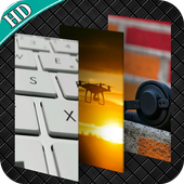 Hi-Tech Wallpapers & Backgrounds 2018 icon