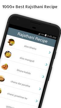 631+ Rajasthani Recipes poster