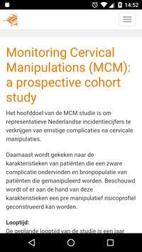 Cervicale Manipulaties apk screenshot