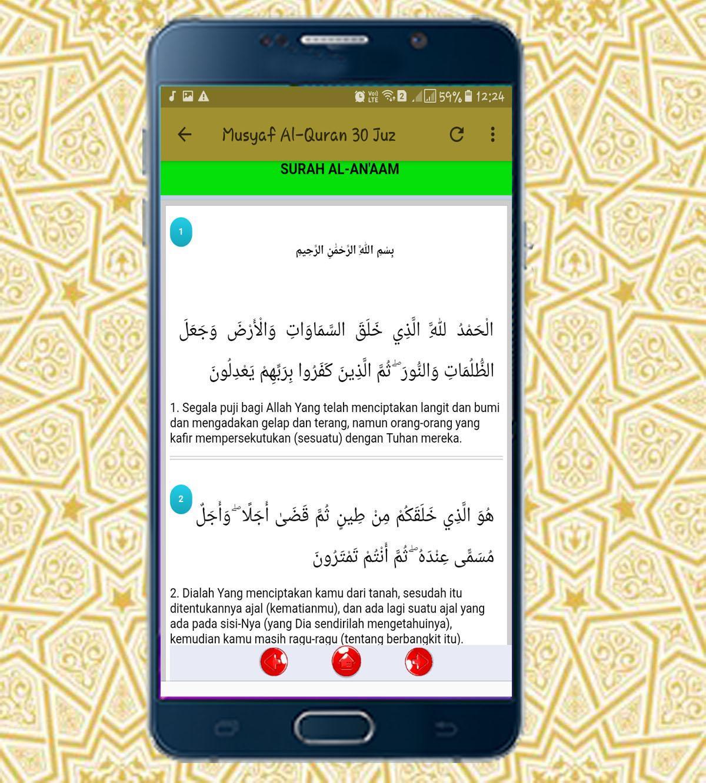 Murottal Al-Quran 30 Juz MP3 dan Terjemahan for Android - APK Download