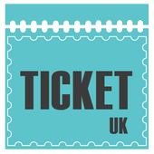 Ticket Booking UK icon