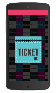 Ticket Booking UK poster