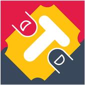 TicketNew icon