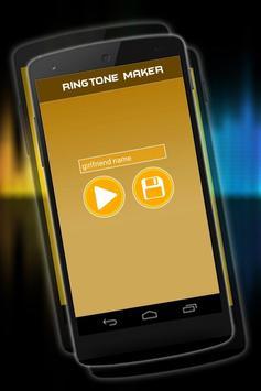 My Name Ringtone Maker apk screenshot