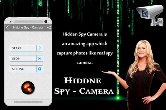 Spy Secret HD Video Recorder poster