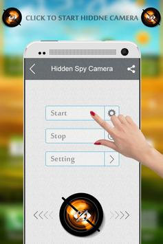 Spy Secret HD Video Recorder screenshot 2