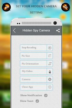 Spy Secret HD Video Recorder screenshot 3