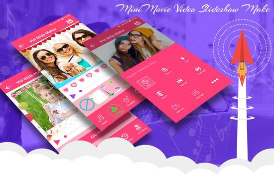 Photo Video Slideshow Maker with Music poster