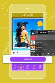 Photo Video Slideshow Maker with Music apk screenshot