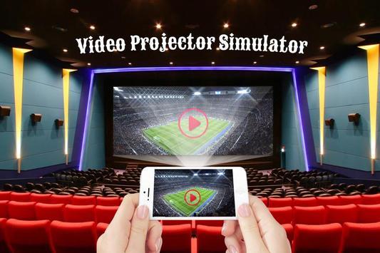 HD Video Projector Simulator apk screenshot