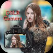 DSLR Camera : Blur Photo Background Changer icon