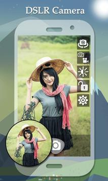 DSLR Camera : Blur Photo Background Changer poster