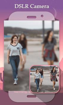 DSLR Camera : Blur Photo Background Changer screenshot 2
