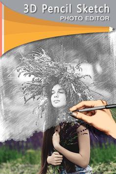 Pencil Mirror Sketch Photo Editor screenshot 3