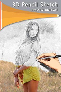 Pencil Mirror Sketch Photo Editor screenshot 1