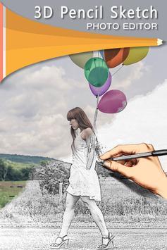 Pencil Mirror Sketch Photo Editor screenshot 2