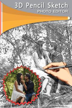 Pencil Mirror Sketch Photo Editor screenshot 4