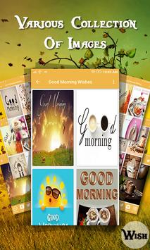 Good Morning Wishes 2018 poster