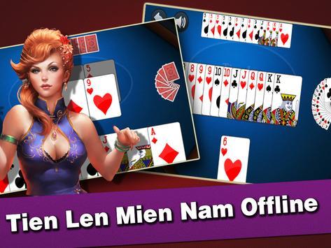 Tien Len Mien Nam - tlmn apk screenshot