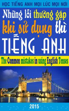 Mistakes in English Tenses poster