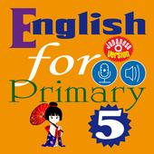 English for Primary 5 Ja icon