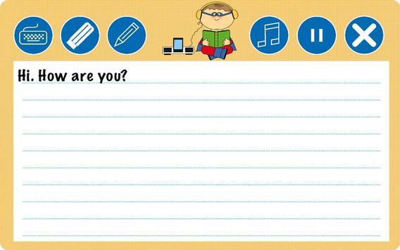 English for Primary 5 Ja apk screenshot