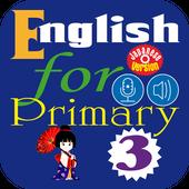English for Primary 3 Ja icon