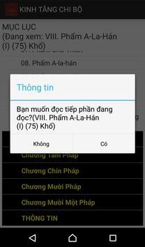 Nikaya - Kinh Tăng Chi Bộ apk screenshot