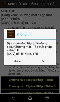 Nikaya - Tiểu Bộ 4 - Thuyết... apk screenshot