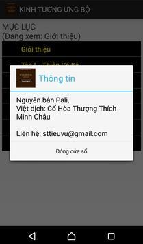 Nikaya - Kinh Tương Ưng Bộ apk screenshot