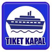 Tiket Kapal icon