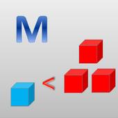 Matematika za klince - 1 icon