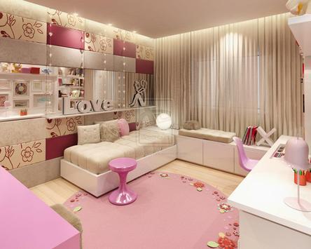 tile puzzle girls  bedroom ♠ screenshot 4
