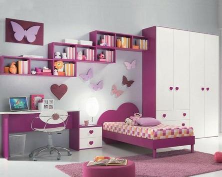 tile puzzle girls  bedroom ♠ screenshot 5