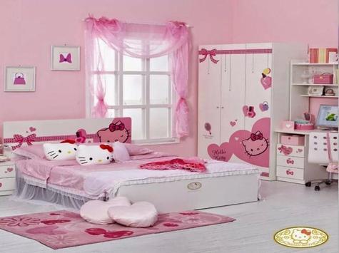 tile puzzle girls  bedroom ♠ screenshot 6