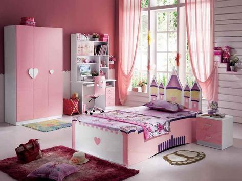 tile puzzle girls  bedroom ♠ screenshot 7