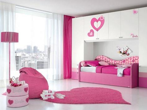 tile puzzle girls  bedroom ♠ screenshot 3