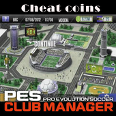 Guide PES MANAGER CLUB icon