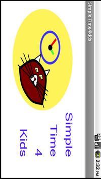 Simple Time4Kids screenshot 1