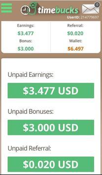Earn Money $$$ apk screenshot