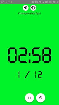 Boxing Timer poster