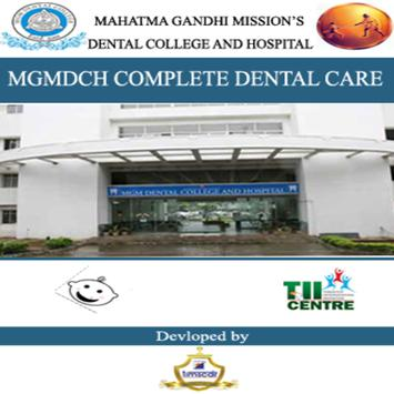 MGM Dental College & Hospital poster